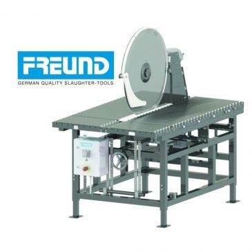 Krajalnica przemysłowa  FREUND ZKM75-08 – stołowa