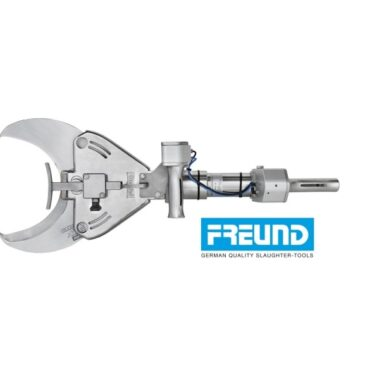 Nożyce hydrauliczne do odcinania głowy trzody FREUND NS21
