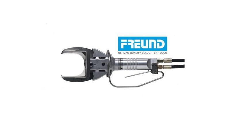 Nożyce do nóg trzody FREUND FNS9.