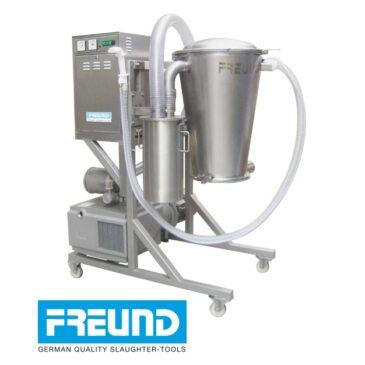 System dezynfekcji parowej  FREUND SVSS